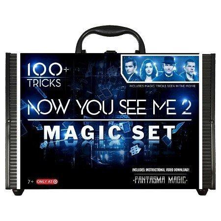 Now You See Me 2 Magic Set 100 tricks