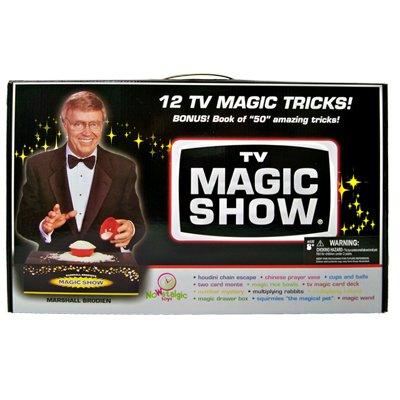 TV Magic Set by Marshall Brodien