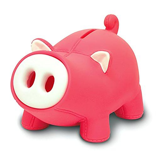 DomeStar Cute Piggy Bank Coin Bank Pink Pig Bank Best Gift