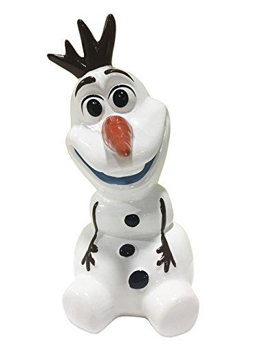 Disney Frozen Olaf 6 Ceramic Coin Bank