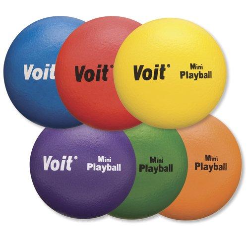 Voit Tuff Coated Foam Mini Playball Green