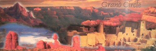 Panoramic Jigsaw Puzzle - Grand Circle