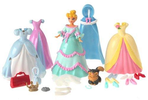 Princess-Pretty as a Princess Fashions Playset- Cinderella