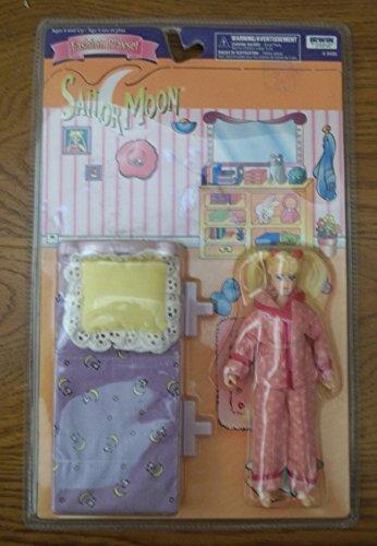 Sailor Moon Fashion Playset Serenas Bedroom MIP 1996 Irwin