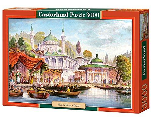 Copy of Uskiidar Camii Istanbul 3000 Piece Jigsaw Puzzle By Castorland Puzzles