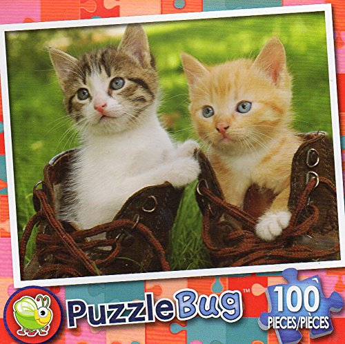Puss in Boots - Puzzlebug 100 Piece Jigsaw Puzzle