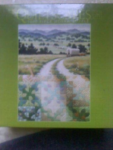 The Oregon Trail Quiltscape 1000 piece puzzle