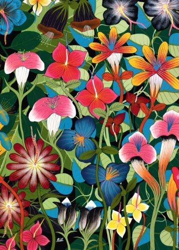 Heye Tinga Tinga Flowers Jigsaw Puzzle by Heye