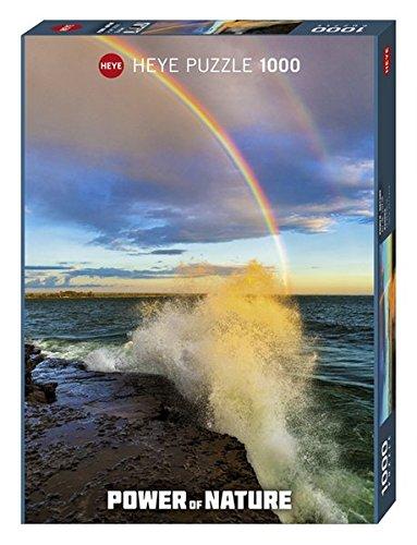 Heye Rainbow 1000 Piece Power of Nature Jigsaw Puzzle