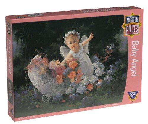 Baby Angel Jigsaw Puzzle 550pc