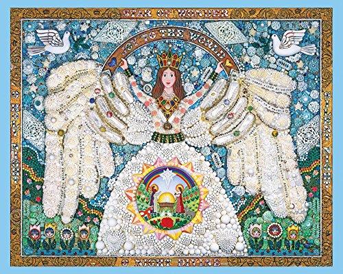 Springbok A Christmas Angel Jigsaw Puzzle 1000-Piece