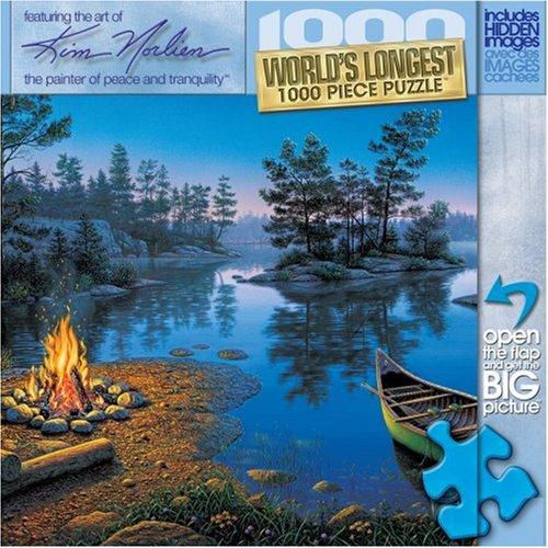 MasterPieces Moonlight Bay Jumbo 1000pc Puzzle
