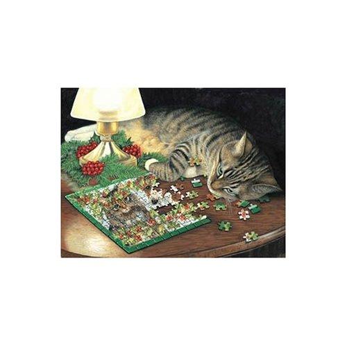 Piece-ful Slumber a 500-Piece Jigsaw Puzzle by Sunsout Inc