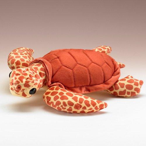 Loggerhead Turtle Stuffed Animal Plush Toy 13 L
