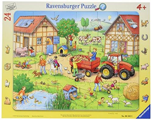 Ravensburger My Little Farm Jigsaw Puzzle 24 Piece