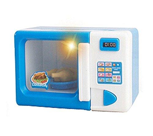Kangkang Lovely Home Appliance Model Toys Kids Electronic Toys Play ToysMicrowave oven