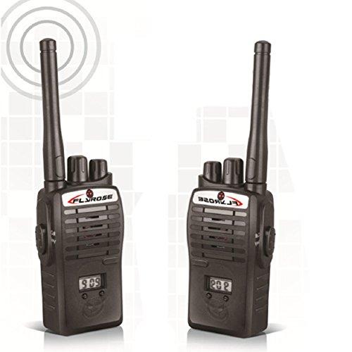 Lookatool 2X Walkie Talkie Kids Electronic Toys Portable Mini Two-Way Radio Set