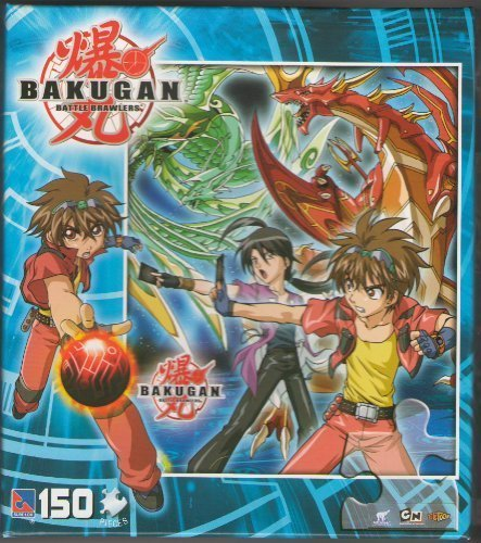 Bakugan Battle Brawlers 150 Piece Puzzle