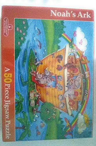 Noahs Ark a 50 Piece Jigsaw Puzzle 1319 X 925