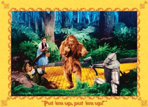 Wizard of Oz Put em up Put em up - 300 Large Piece Jigsaw Puzzle