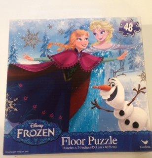 Disney Frozen Floor Puzzle 48 Piece