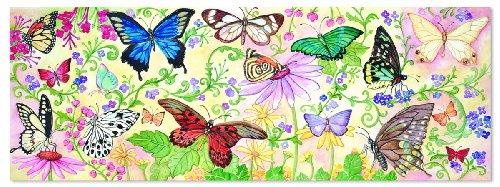 Melissa Doug Butterfly Bliss Jumbo Jigsaw Floor Puzzle 48 pcs over 4 feet long