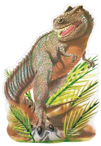 Melissa Doug T-Rex Dinosaur Jumbo Jigsaw Floor Puzzle 48 pcs 2 x 3 feet