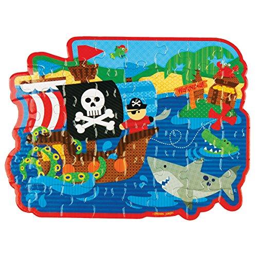 Stephen Joseph toys Pirate Puzzle 48 Piece