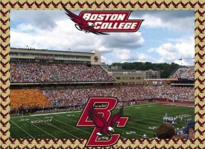 Boston College Eagles Jigsaw Puzzle