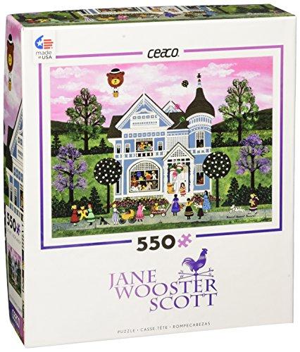 Ceaco Jane Wooster Scott - Bears Bears Puzzle