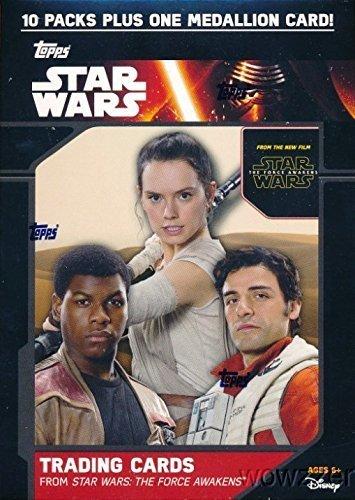 2015 Topps Star Wars Blaster Box The Force Awakens