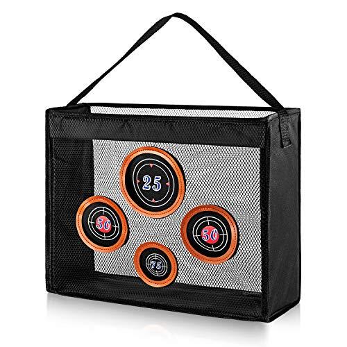 Afala Foam Blasters Portable Practice Target for Nerf Guns for Boys Girls