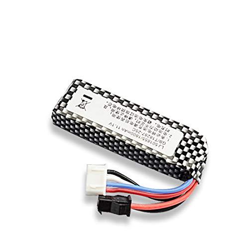 FenglinTech 111v 25c 1400mah Polymer Battery High Discharge Rate Lithium Battery for T238 Grenades  Foam Darts Blaster  Water Gel Beads Blaster