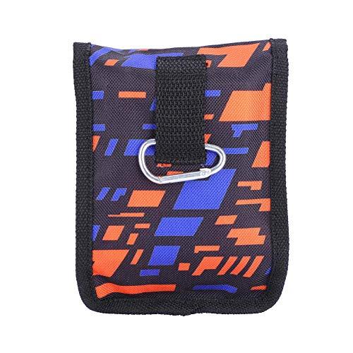 Tbest Soft Bullet Storage BagSoft Bullet Storage Bag for Nerf Refill Elite Series Portable Cartridge Pouch Holders Handbag Darts Carry Bag with Metal Buckle