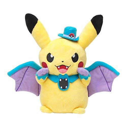 Pokemon Center Original stuffed costume Pikachu-Gorubatto Halloween Parade 2015