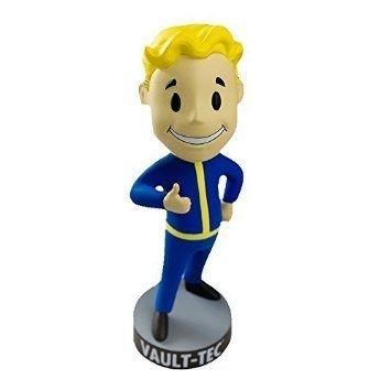Fallout Vault Boy Bobblehead - Charisma by Vault-Tec Industries