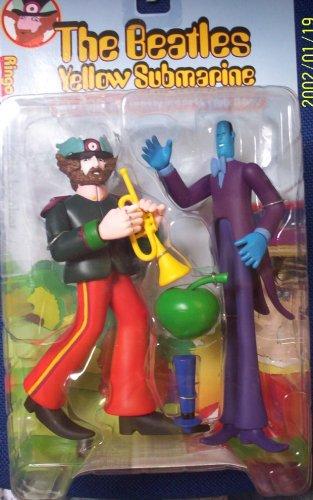 Beatles Yellow Submarine Ringo Starr With Apple Bonker McFarlane