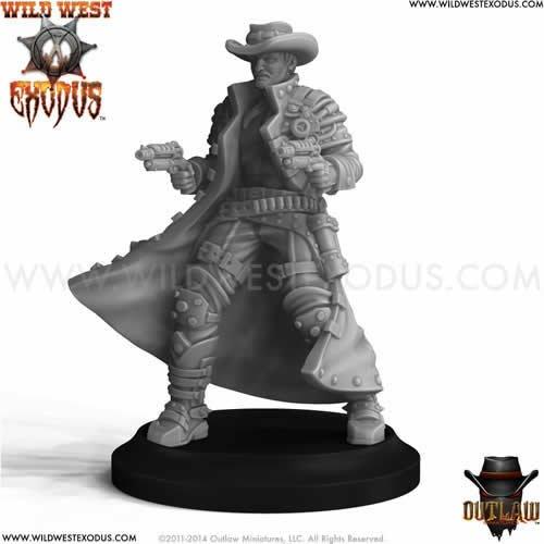 OLM052002 Johnny Ringo Underboss Outlaw Wild West Exodus