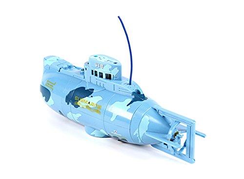 Miniature 6ch RC Submarine 40MHz