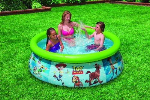Disney Easy set pool 54400NP TOY STORY 183cm x 51cm japan import