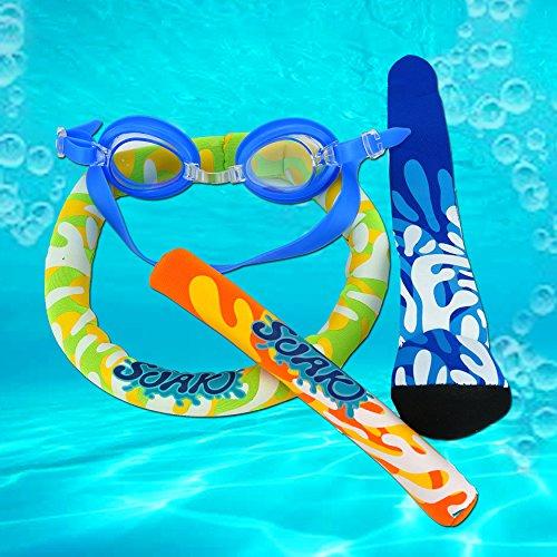 Soak Dive Combo Set-GoggleMix Dive Toy