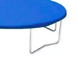 Outdoor Trampoline Weather Protection Cover for Circular Trampoline Cover in Blue 10 Feet Dia