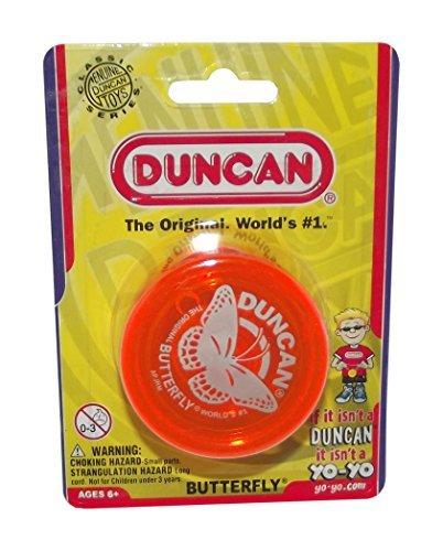 Duncan BUTTERFLY YO-YO-ORANGE by Duncan