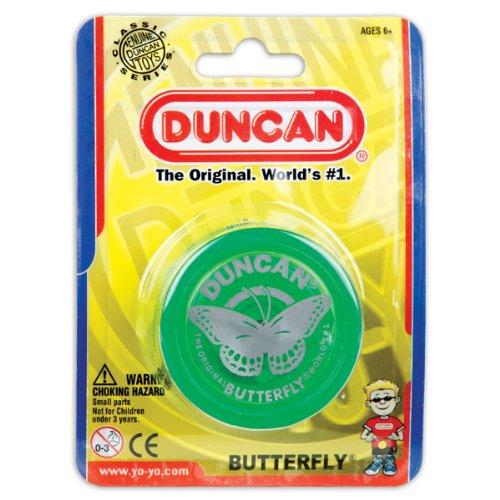 Duncan BUTTERFLY YO-YO colors may vary