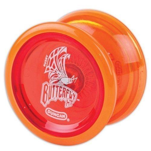 Duncan Butterfly XT Ball Bearing Yo-Yo - Orange by Duncan