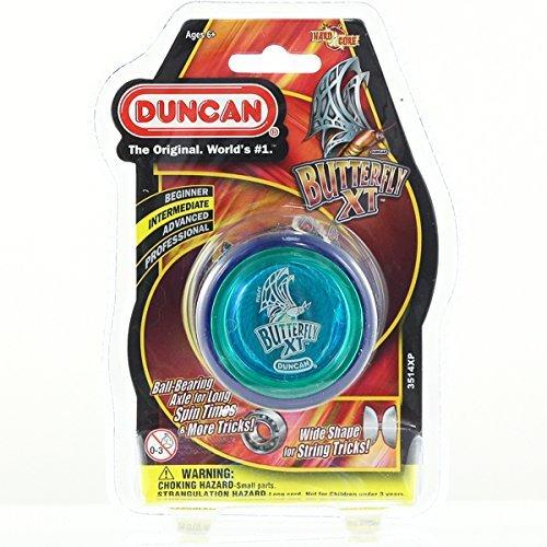 Duncan Butterfly XT yoyo Blue by Duncan