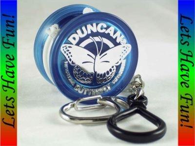 Duncan Butterfly Yo-Yo - Blue