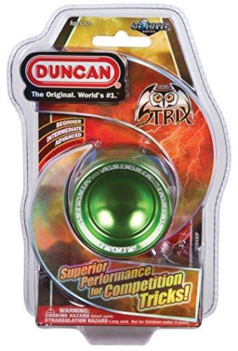 Duncan Toys Strix Yo-Yo - Superior Performance Toy Silver by Duncan
