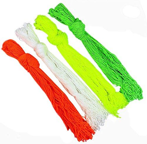 Lesirit 200 Pieces Polyester Yoyo String Pro-poly String