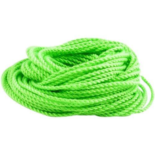 Pro-poly string  Ten 10 Polyester YoYo String - Neon Green by Magic Geek Inc